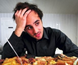 bijkomen gewicht meer eten voeding