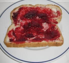 boterham beleg brood gezond dieet