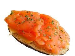 zalm boterham beleg brood gezond dieet