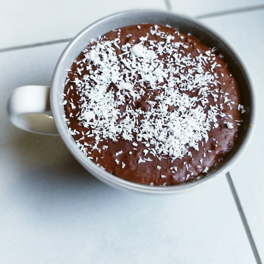 Havermout met cacao